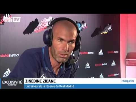 Luis Attaque / Zidane :