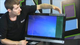 Microsoft Windows 8 Preview With ASUS ET2410 Multi-Touch AIO Desktop PC NCIX Tech Tips