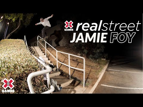 Jamie Foy: REAL STREET 2020 | World of X Games