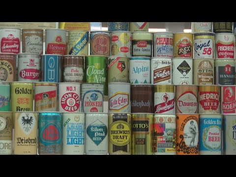 CANvention opens collection of beer memorabilia to the public