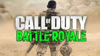 Call of Duty : Battle Royale Gameplay LIVE!