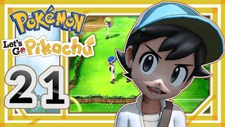 ANKUNFT IN LAVANDIA #21 Pokémon Let's Go Pikachu