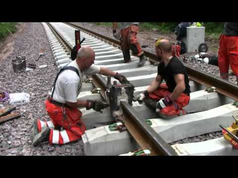 Railroad thermite welding Music Videos