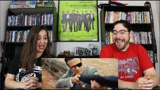 Kingsman THE GOLDEN CIRCLE - Red Band Trailer 2 Reaction / Review