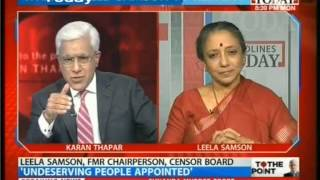 HT TTP Leela Samson 19 1 2015