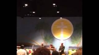 Webbie Video - R.I.P  Webbie Speaks At Lil Phat's Funeral! [Footage Inside Funeral}