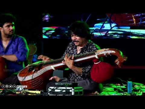 Pattu Paada Vaa   Tribute to MS Viswanathan (Rajesh Vaidhya on Veena)   Suryan FM