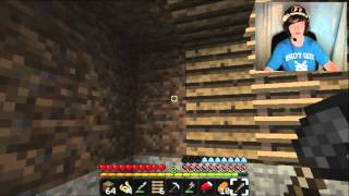 Let's Play Minecraft: Herobrine Mountains, Ep. 7, Part 2, Tornado Valley