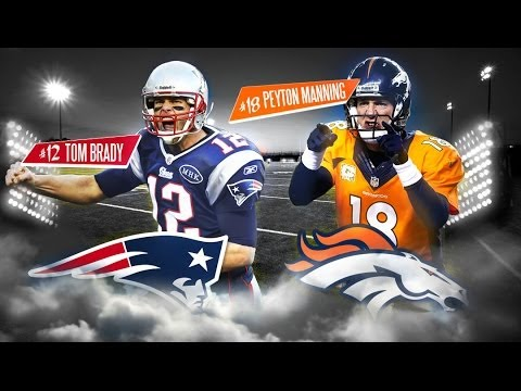 Peyton Manning And Tom Brady Photos Tom Brady vs Peyton