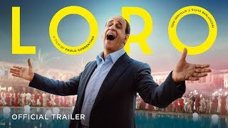 Loro | Official UK Trailer [HD] | In Cinemas & On Demand Now