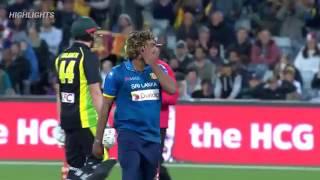 Srilanka vs Australia 2nd T20 highlight