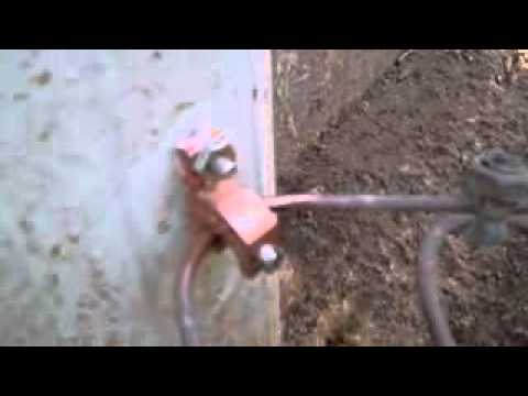 How to bond a pool must use these lugs to pass inspection - Bonding an above ground swimming pool ...