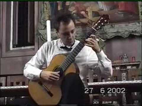 Bruno Giuffredi plays Introduction et caprice Op.23 by Giulio Regondi
