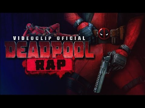 VIDEO: DEADPOOL RAP || VIDEOCLIP OFICIAL || JAY-F