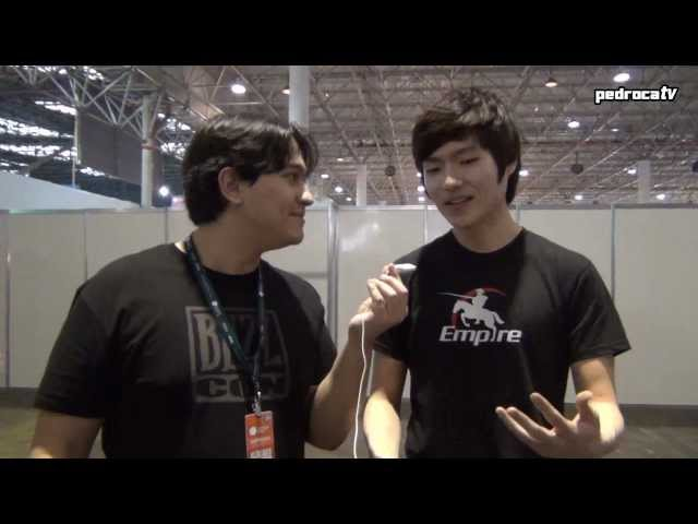 IEM Sao Paulo 2012 - Entrevista viOlet / Interview