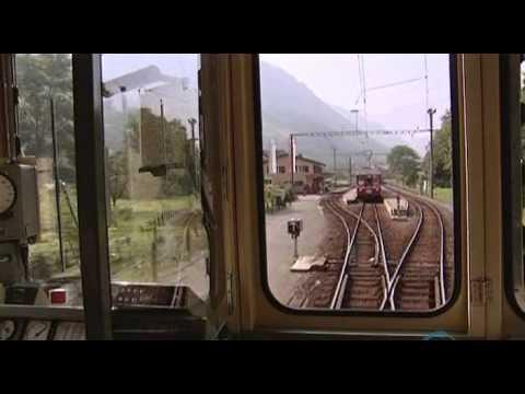 Железные дороги мира. Люцерн