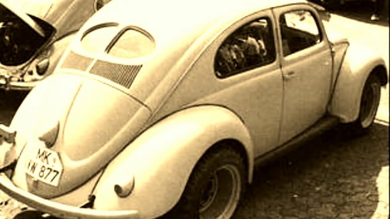 Volkswagen Beetle Ratings >> Volkswagen History in pictures 1930-1975 - YouTube