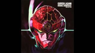 Download lagu Gurren Lagann OST Disc 1 - 03 - Rap is Man's Soul! Believe in You'n the Restless Dude Showing the...
