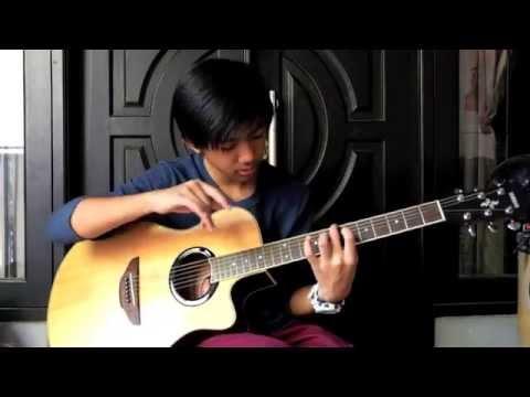 (Sungha Jung) Harmonize - Romeo Rockavanka