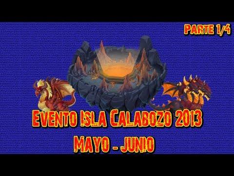 Dragon City - Evento Calabozo - Parte 1/4 - Conseguir La