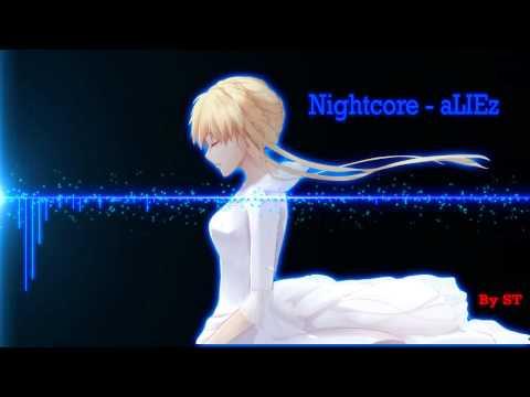 Nightcore - aLIEz
