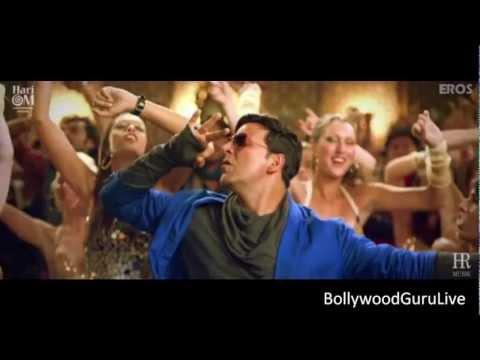 Hookah Bar - Khiladi 786 - Full Song Hd video