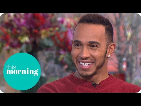 Formula One Champion Lewis Hamilton Reflects On His Best Ever Year | This Morning