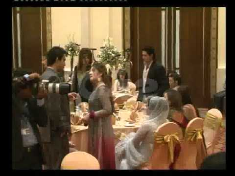 Actress Reema Walima Ceremony Pc Hotel Part 01 City42 video