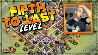 FIFTH TO LAST LEVEL!?  TH12 LET'S PLAY