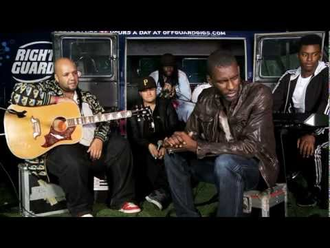 Wretch 32 - Don't Go - Bestival, Isle of Wight, 2011 - Off Guard Gigs