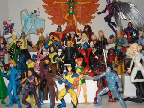 Men ! Unite !!!!! ( Marvel Legends ) - YouTube X 23 Marvel