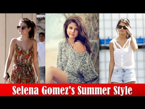 Selena Gomez  Style Street 2017 Beatyfull | The Most Fashionable thumbnail