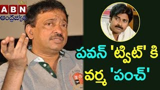 Ram Gopal Varma Counters to Pawan Kalyan Comments