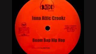 Boom Bap Hip Hop 1990's-Original Rap