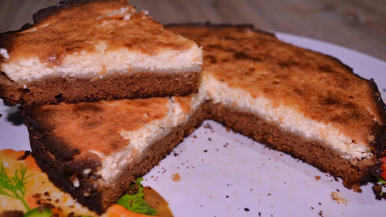 Пироги из сметаны и творога рецепт с 4