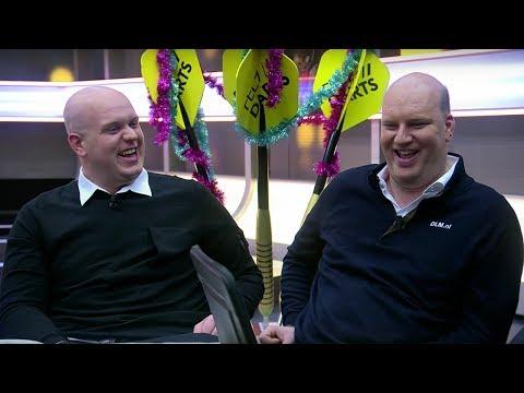 LIVE - Darts Inside met Michael van Gerwen & Vincent van der Voort!
