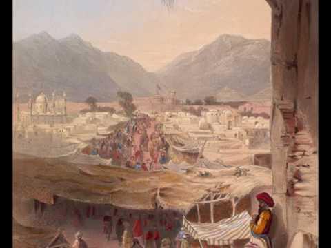 Afghan Pashto Attan video