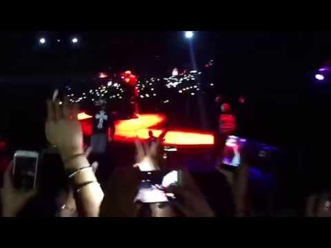 Extasis - Cartel De Santa - Vive Latino 2015 video