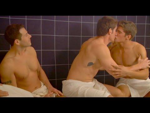 Gay Chicken - Steamroomstories video