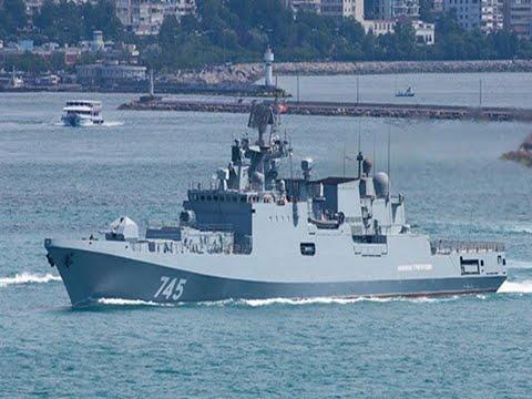 Корабли РФ взяли на прицел американцев