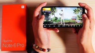 Redmi Note 6 Pro Unboxing - Pubg, Battery, Camera
