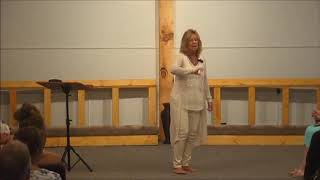 7-29-18 Pastor Joyce Newman  Your Word My Lamp Ps 119 105