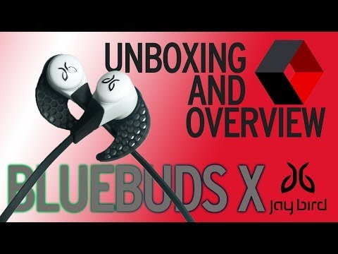 Jay Bird Bluebuds X Unboxing and Overview - Pinoy Unboxing