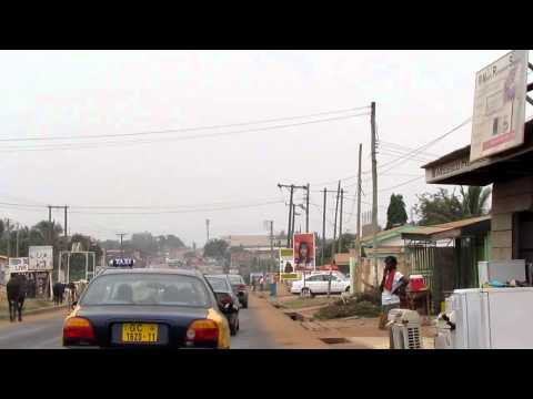 Batsonaa Hwy, GREDA Estates [HD] - Eastern Accra, Ghana (December 2011)