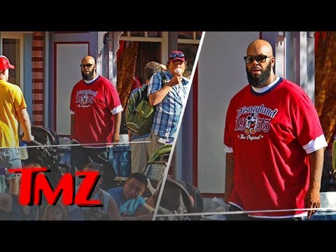 Suge Knight Recovering In Disneyland