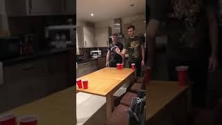 Beer Pong Xmas 2018