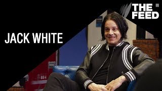 Jack White: Getting in tune with the crowd