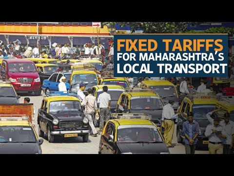Maharashtra's state transport department launched its first ever survey for commuters to fix tariff