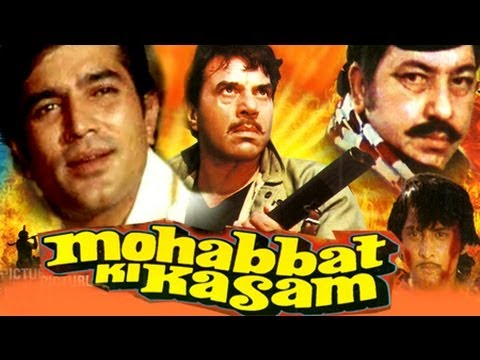 Mohabbat Ki Kasam | Full Hindi Movie | Dharmendra | Rajesh Khanna...