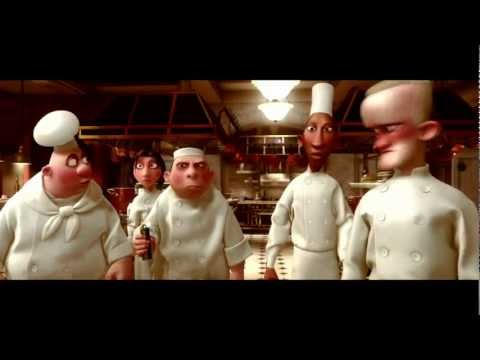 Ratatouille Movie Trailer (2007) Animation Comedy Family
